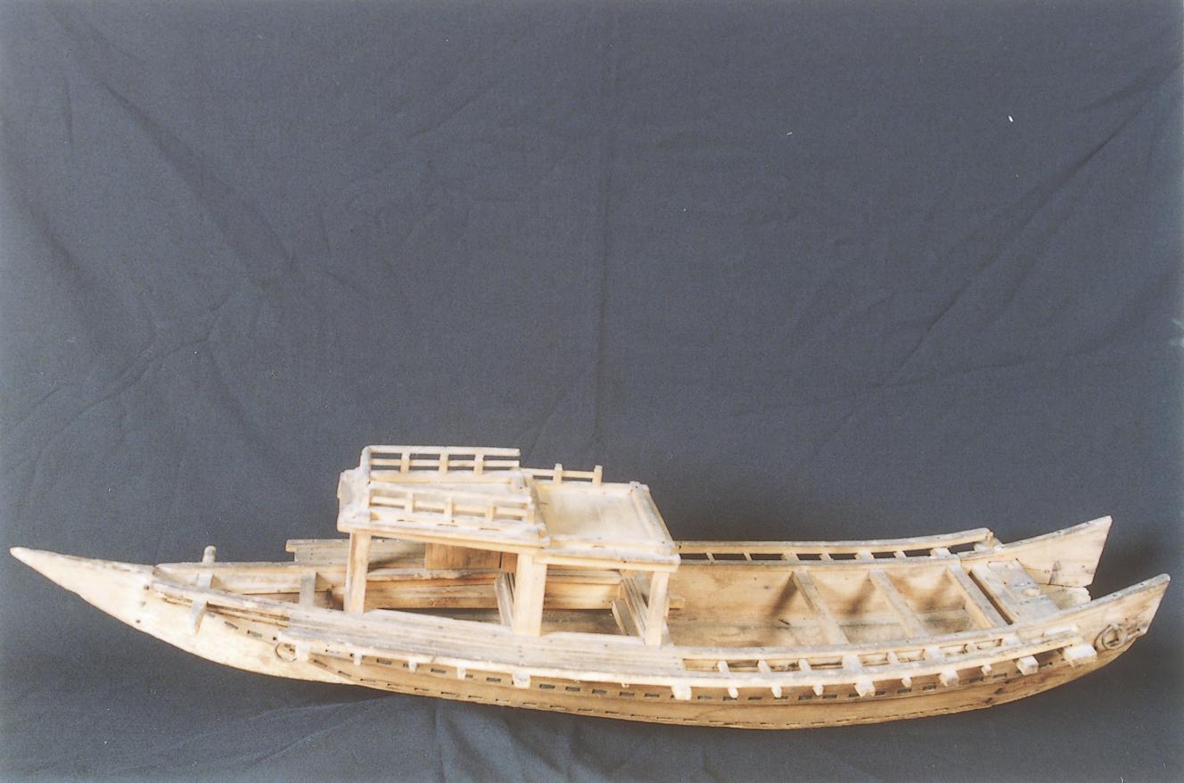 鳥越八幡宮奉納和船