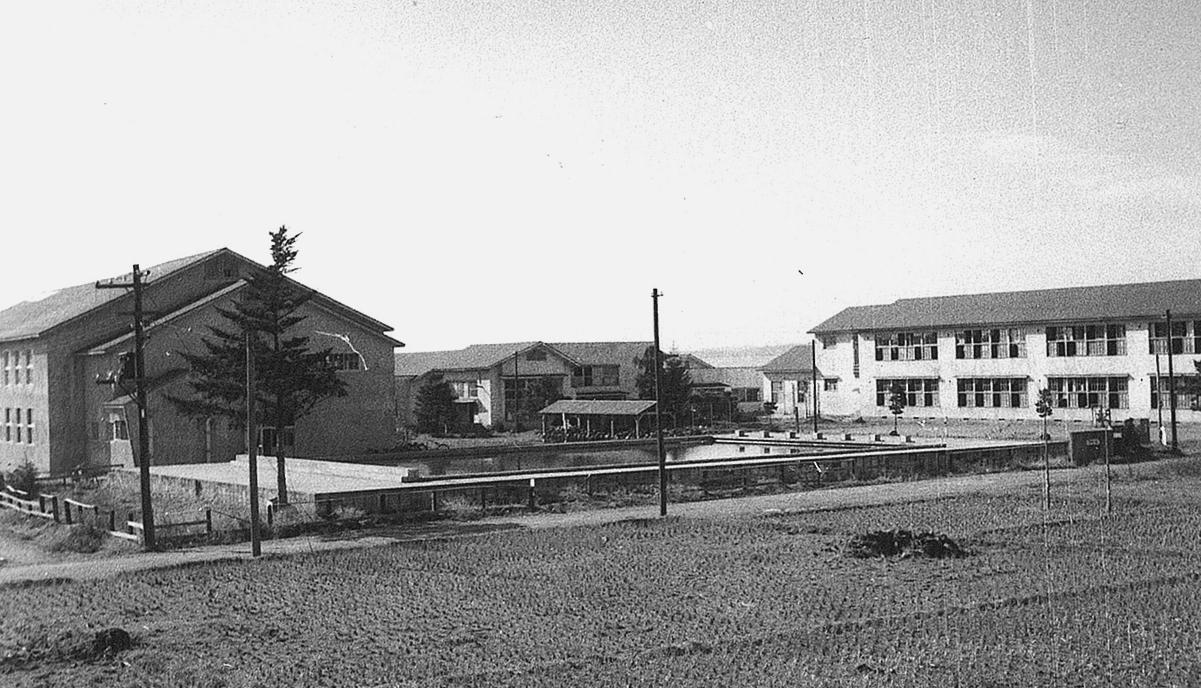 旧新庄市立明倫中学校