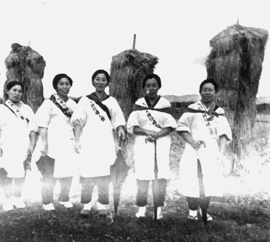 国防婦人会々員