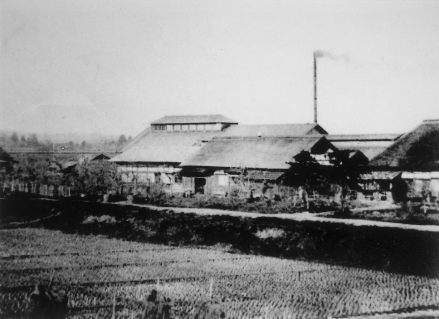 石川組製糸場