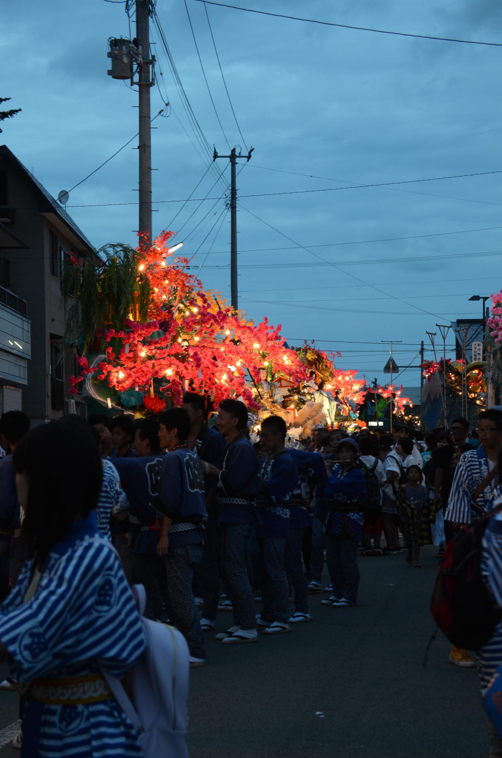 260周年パレード
