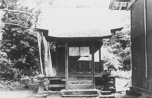 判官神社(休場)