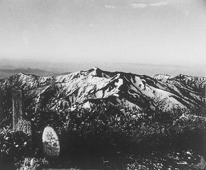 神室山山頂