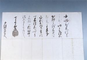 徳川家康書状(2)
