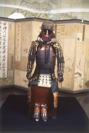 藩士の甲冑