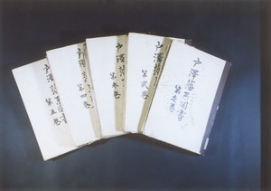 「戸沢藩系図書」