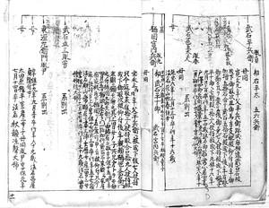 武石平兵衛家系図