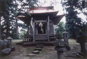 西山の愛宕神社