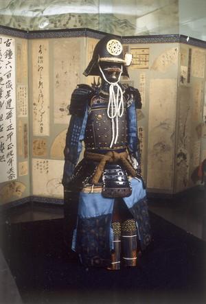 新庄藩士の甲冑