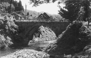 石橋(萬代橋)