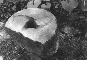 石の加工物