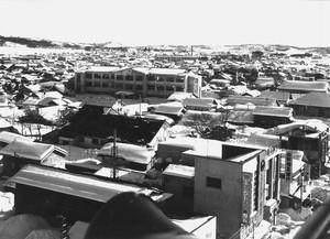 新庄市街 町並(南本町~北本町)