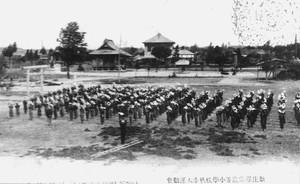 小学校運動会(明治45年)