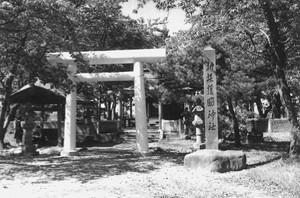 最上公園 護国神社