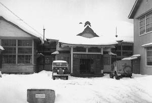 冬の地方事務所