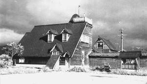 元雪害の建造物(測候所)