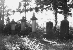 焼寺地内墓碑