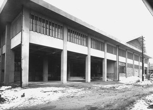 中央公民館 建設