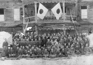 新庄小学校(明治42年)