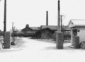 東北窯業入口