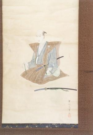 北条六右衛門の肖像