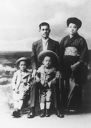 堤林数衛の家族