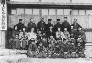 新庄日本基督教会(大正初期)