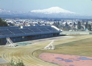 陸上競技場(平成9年)