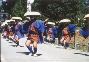 新庄祭り(神輿渡御行列)