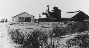 山形県鉱業研究所(昭和25年ころ)