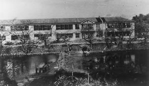 新庄中学校旧校舎