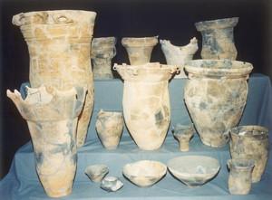 水木田遺跡出土の土器群