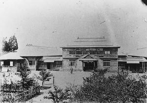 日新尋常高等小学校(明治36年)