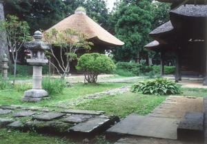 新庄藩主戸沢家墓所(瑞雲院境内)