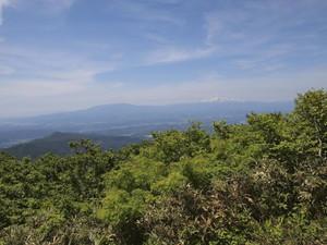 杢蔵山から見る景色