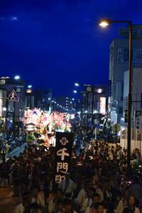 宵まつりパレード