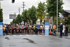 新庄ハーフマラソン
