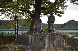 松尾芭蕉乗船の地