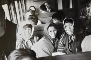 電車内風景